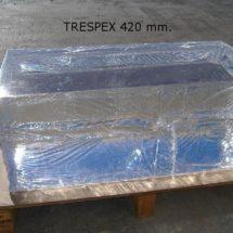TRESPEX 420 mm.-min